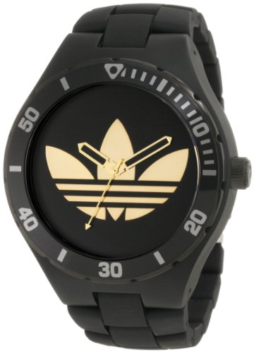 adidas Men's ADH2644 Melbourne Black Watch