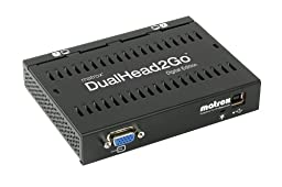 Matrox D2G-A2A-IF DualHead2Go ROHS Compliant USB Powered
