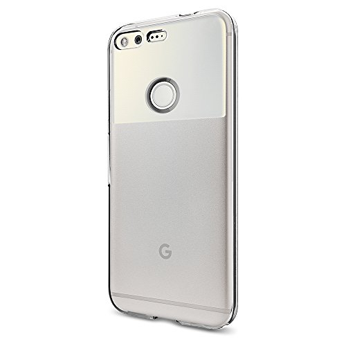 Pre-Owned Replacement spigen liquid crystal google pixel xl shell case clear launched