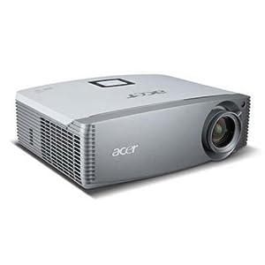Acer H9500BD Full HD 3D DLP-Projektor (Kontrast 50.000:1, 2.000 ANSI Lumen, 2x HDMI 1.4a, Blu-ray 3D) inkl. 3D Shutterbrille