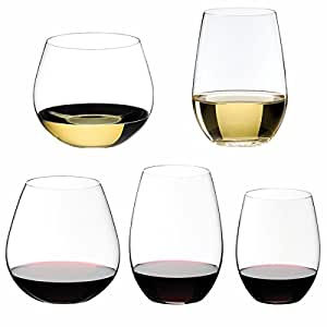 Riedel 5 Pack Variety Key To Wine Glass The
