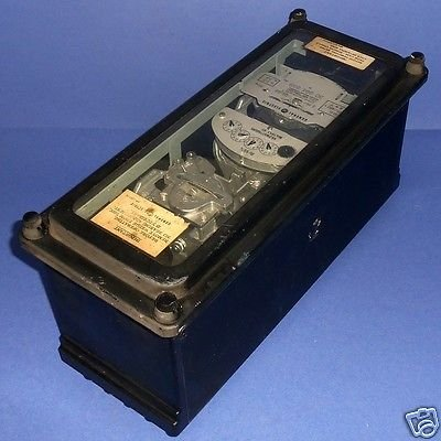 3-Phase Ds-64 3 Stator Watthour Meter *