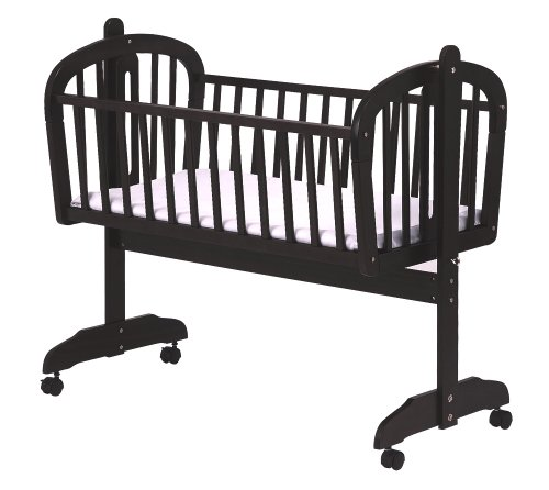 Buy Bargain DaVinci Futura Cradle in Ebony
