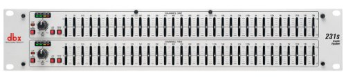 Dbx - Dual 31-band Equalizer - Silver