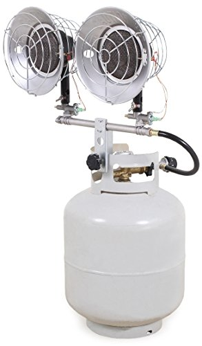 Mi-T-M MH-0030-IM10 Propane Radiant, Match Light Ignition, 6 Heat Settings (Propane Tank 5 Pound compare prices)