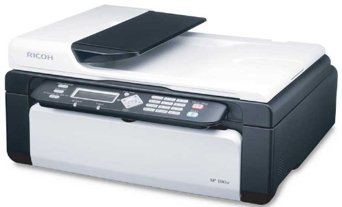 Ricoh Sp 100sf Printer Drivers