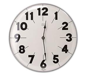 Taylor 161 18-Inch Metal Outdoor Clock