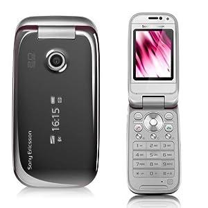 Amazon.com: Sony Ericsson Z750i Unlocked GSM Flip Phone - Phantom Gray