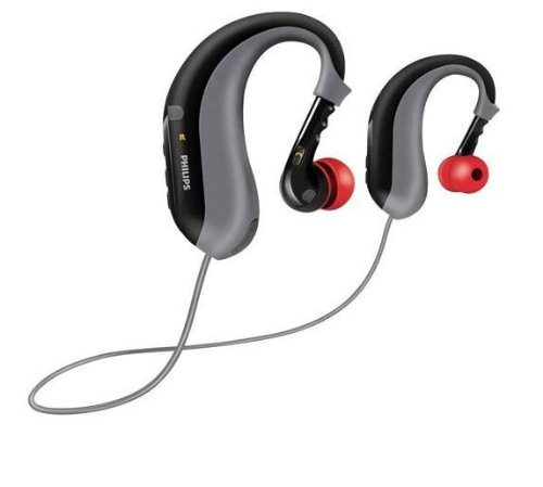 Philips Shb6017 Bluetooth Stereo Headphone Actionfit Sports Waterproof