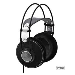 【国内正規品】 AKG Reference Studio Headphones K612PRO