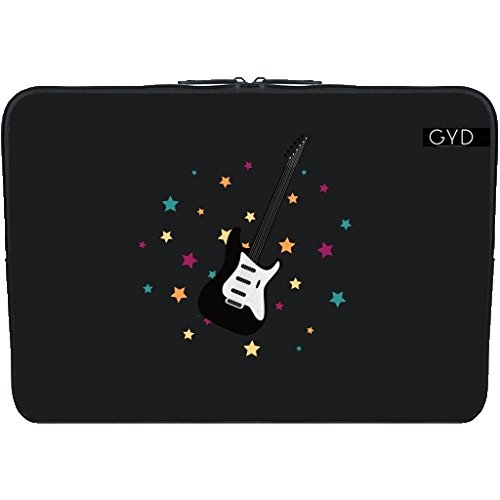 Neopren-huelle-NetBook-Laptop-116-inch-Rock-Gitarre-by-ilovecotton