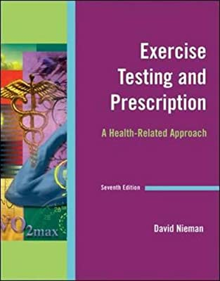 Exercise Testing Prescription