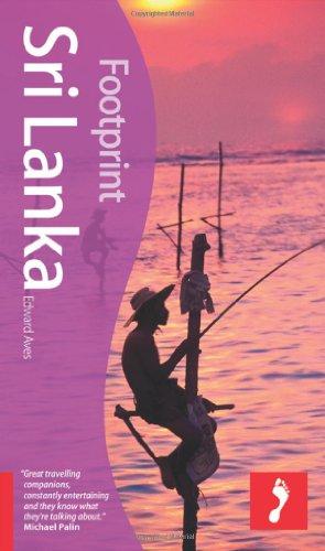 Footprint Sri Lanka, 4th ed.