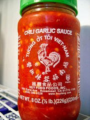 Chili Garlic Sauce Huy Fong 16 Oz by Huy Fong Food