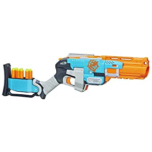 Nerf Zombie Strike Sledge Fire Blaster Set