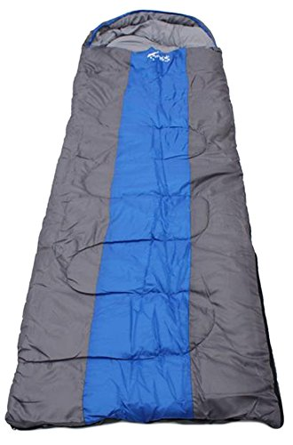 saysure-adult-sleeping-bag-autumn-winter-envelope-hooded-outdoor
