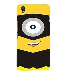 EPICCASE Despicable Me Mobile Back Case Cover For OnePlus X (Designer Case)