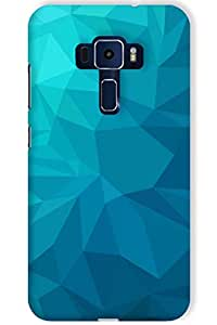 IndiaRangDe Case For Asus ZenFone 3 Deluxe ZE570KL (Printed Back Cover)