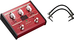 """Vox Stomplab 1B Bass Effects pedal, 60 effects w/(2) 6"""" Patch Cables by Vox"""