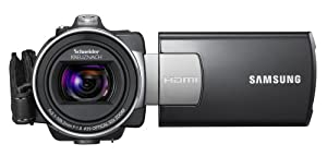 Samsung SMX-K40 Up-scaling HDMI Camcorder with 52x Optical Zoom (Black)