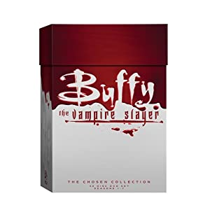 Buffy The Vampire Slayer - Collector's Set (40 discs) (1997)