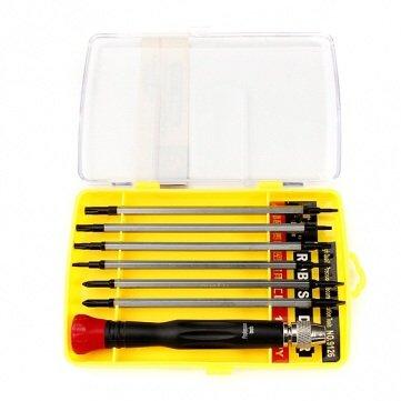 12 In 1 Professional Screwdriver Kit Repair Hand Tool Set For Pc Phone