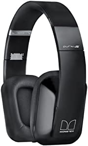 Nokia 02733M2 Purity Pro Bluetooth Stereo-Headset by Monster schwarz