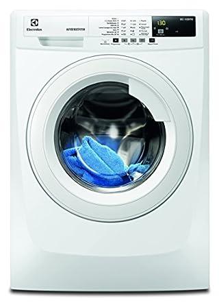 Electrolux EWF1481BS Freestanding 8kg 1400tr/min A+++ White Front-load machine à laver - machines à laver (Autonome, A+++, B, Blanc, Front-load, LCD)