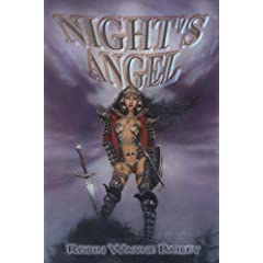 Night's Angel by Robin Wayne Bailey