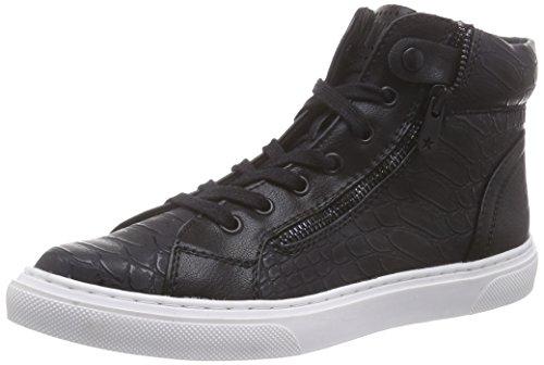 Marco Tozzi25254 - Sneaker donna , Nero (Schwarz (Black Comb 098)), 40
