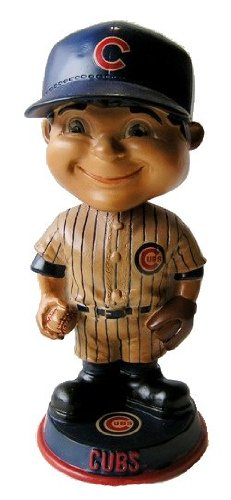 Chicago Cubs Retro Bobblehead