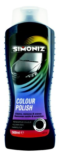 Simoniz SIM37 500ml Colour Polish - Dark Blue
