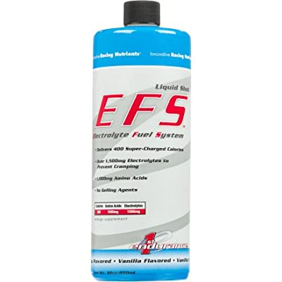 2013 First Endurance EFS Liquid Shot - 30oz. Bottle