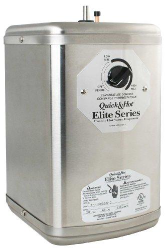 Waste King H710-U-SN Coronado Hot Water Faucet with Tank: Quick ...
