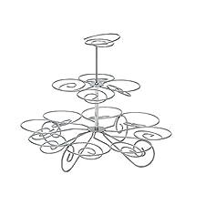 Patisse 10570 Cupcake soporte Prima Line 20 cm
