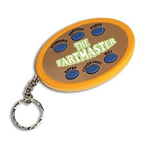 305 FartMaster Electronic Keychain