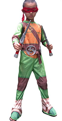 Ace Halloween Children's Kids Boys Cute Teenage Mutant Ninja Turtles Costumes