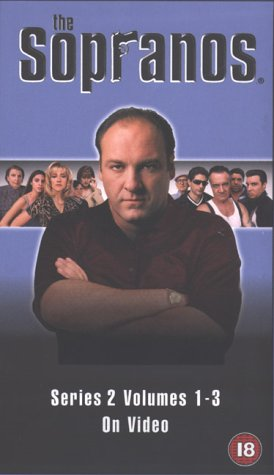 The Sopranos: Series 2 - Volumes 1-3 [VHS]