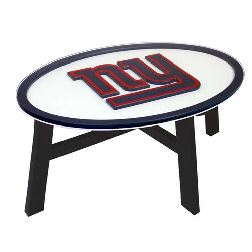 Fan Creations New York Giants Logo Coffee Table at Amazon.com