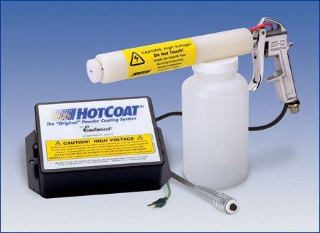 Eastwood Hotcoat Powder Coating Gun - PowderCoat Coat