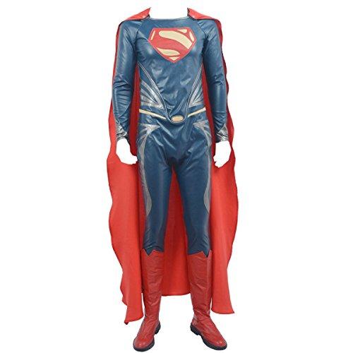 Man of steel costume for kids