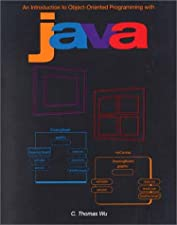 An Introduction to Object Oriented Programming with Java by C. Thomas Wu