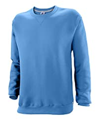 Russell Athletic Mens Dri-Power Fleece Crew