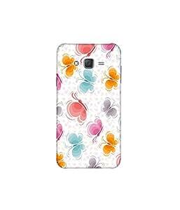 KolorEdge Printed Back Cover For Samsung Galaxy J2 Multicolor - (8414-Ke10492SamJ2Sub)