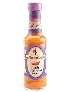Nandos Garlic Peri Peri Sauce 47-ounce Bottles Pack Of 6 by Nando's