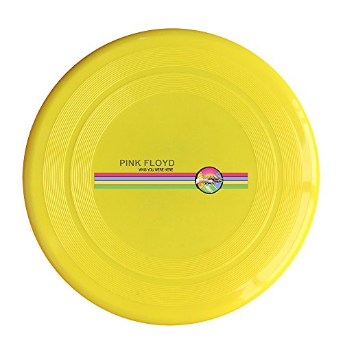 SAXON13CAP New Design Pink Floyd Wish You Were Here 150g Yellow Toys Flying Disc