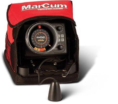 Marcum Lx-3tc True Color Ice Sonar Fishfinder System - Lx3tc by MarCum
