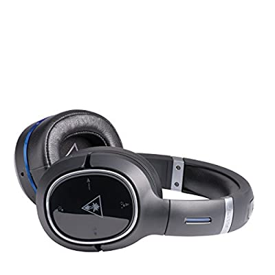 Turtle Beach - Ear Force Elite 800 - Premium Fully Wireless Gaming Headset - DTS Headphone:X 7.1 Surround Sound - Noise Cancellation