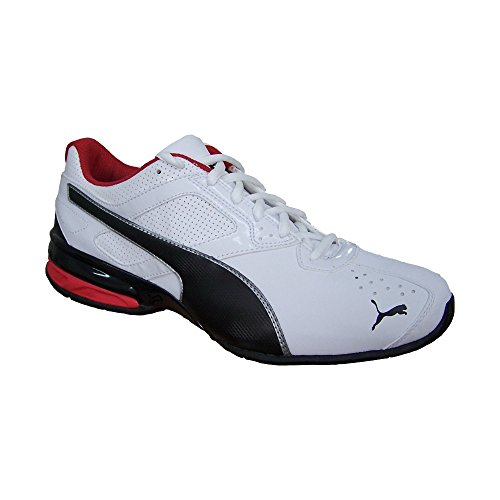 Puma Herren Sneaker Tazon 6 189873 Puma White-Puma Black-Puma Silver 43 thumbnail