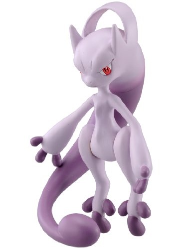 Takaratomy Official Pokemon X and Y SP 04 Mega Mewtwo Y Action Figure, 2.5""